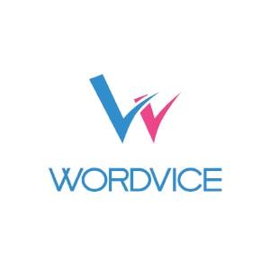 合作夥伴 Wordvice Logo